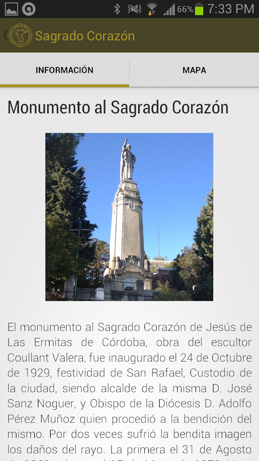 Ermitas de Córdoba- screenshot
