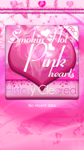Smokin HOT PINK GO Launcher EX - screenshot thumbnail