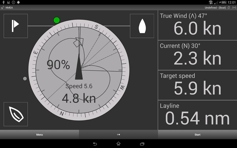 Sail Racer - screenshot