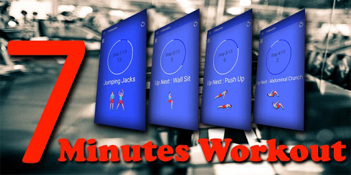7 minutes : Fitness Workout