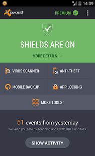 Mobile Security & Antivirus Screenshot 23