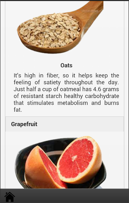 Healthy foods to eat to lose stomach fat