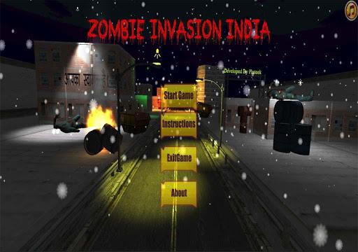 Zombie Invasion:India