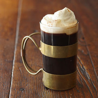 Spiced Coffee With Cinnamon Whipped Cream