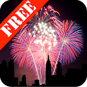City Fireworks Free icon