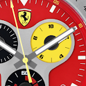 Ferrari Watch Live Wallpaper logo