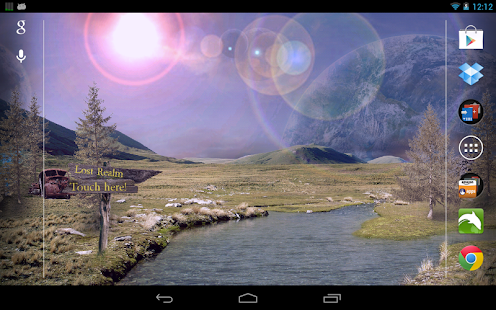 Space World Live Wallpaper