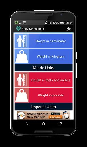 身體質量指數