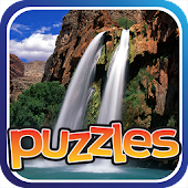 Waterfalls Puzzles - Free