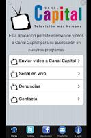 Screenshot of Canal Capital
