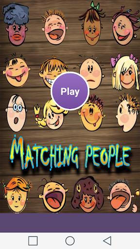 Matching people