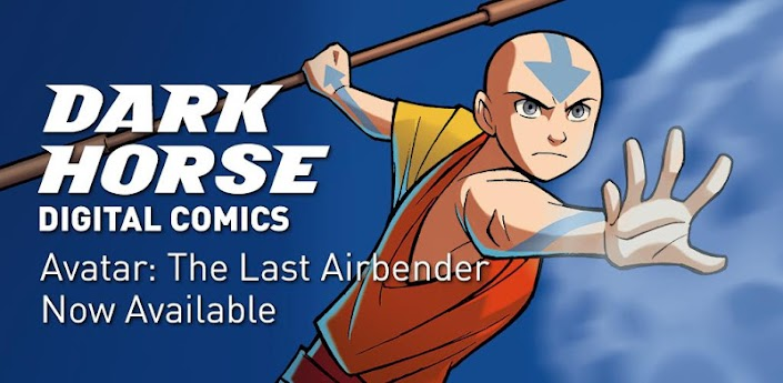 Dark Horse Comics are available for Android users