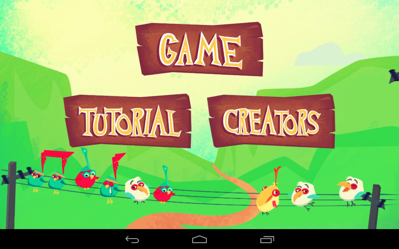 Birdsong - Demo- screenshot