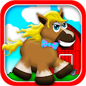 Pretty Pony Dress Up Salon icon