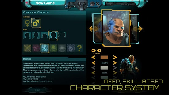 Shadowrun Returns Screenshot 6