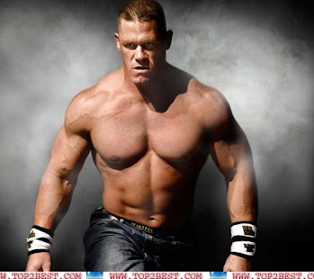 John Cena WWE Live Wallpaper - screenshot thumbnail