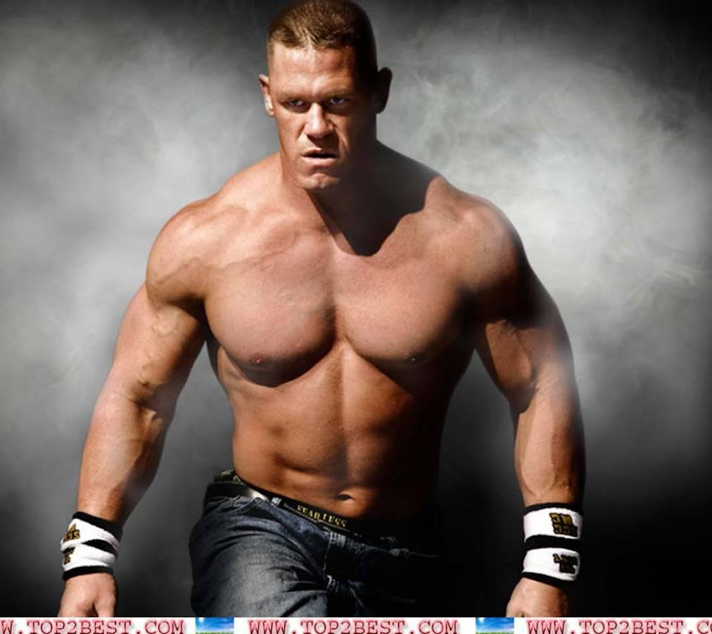 John Cena WWE Live Wallpaper - screenshot