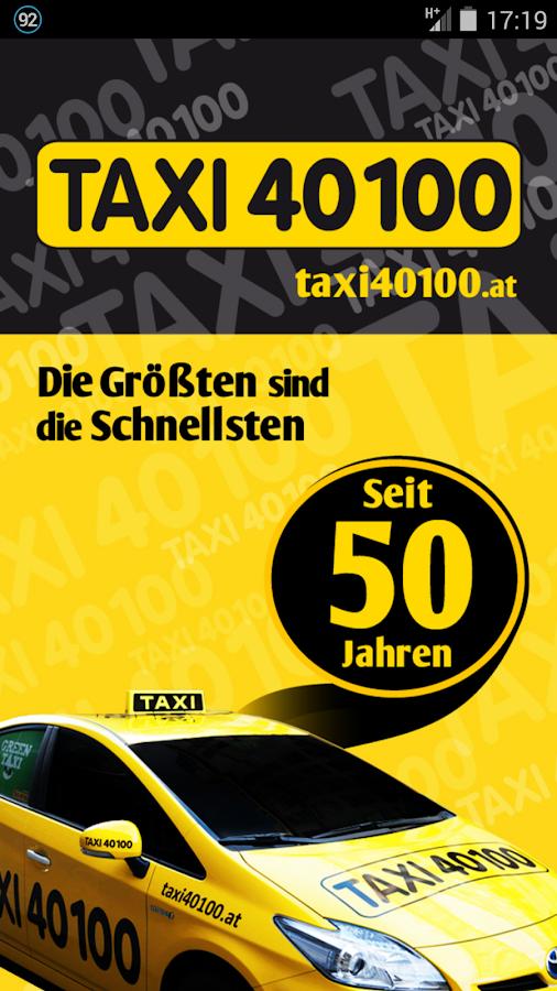 Taxi 40100 - screenshot