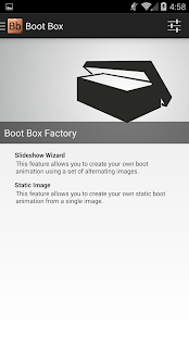 Boot Box - screenshot thumbnail
