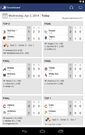 MLB.com At Bat Screenshot 22