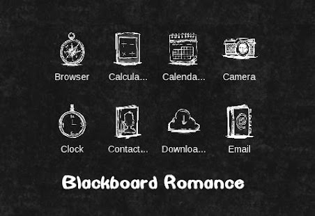 Cute love black white theme android apps on google play cute love black white theme screenshot thumbnail voltagebd Images
