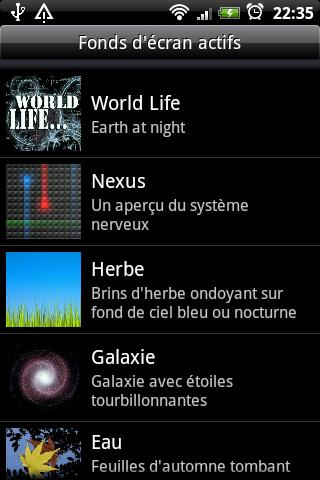 World Life- screenshot