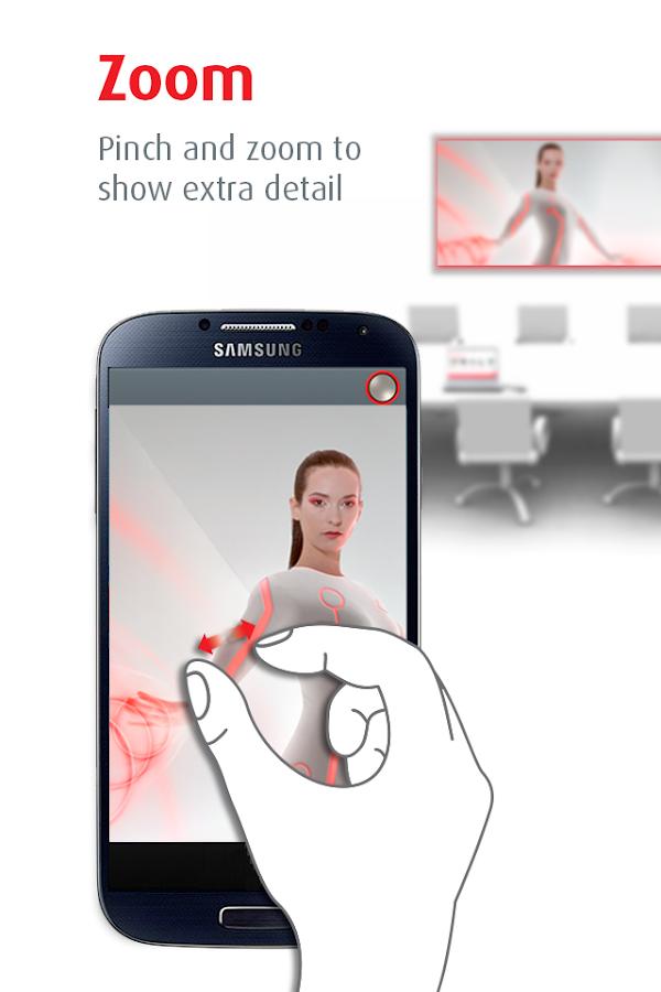 ClickShare - screenshot