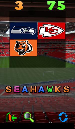 American Sports Logos Games