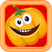 Cute Vegetables Puzzle Game