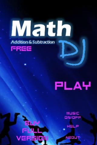 Math DJ:Add Subtract Free