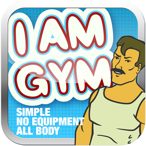 I AM GYM PRO  All body workout