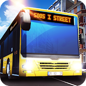 Bus Simulator City Driving 3D