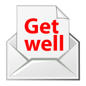 Get well Postcards