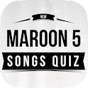 Maroon 5 - Songs Quiz icon