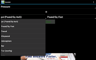 Screenshot of Converter
