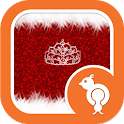 Diva Christmas GO SMS Theme icon