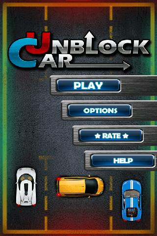 Unblock Car - screenshot