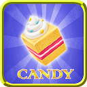 Candy Fruit Blast mobile app icon