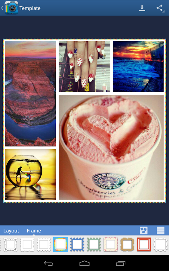 Phonegram - Instagram Download - screenshot