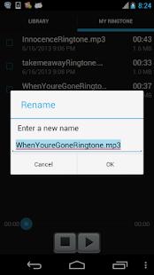 Ringtone Maker Mp3 Editor - screenshot thumbnail
