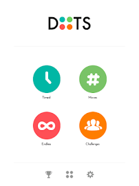Dots: A Game About Connecting Screenshot 1
