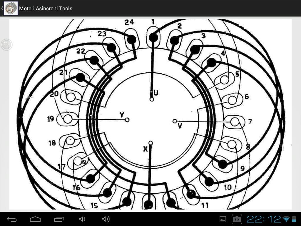 Schemi Elettrici Motori : Motori asincroni tools app android su google play