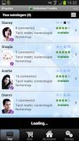 Screenshot of Psychic