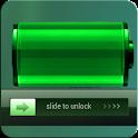 Go Locker Green Lockerscreen logo
