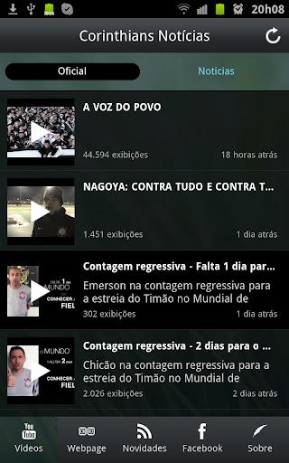 Corinthians Noticias