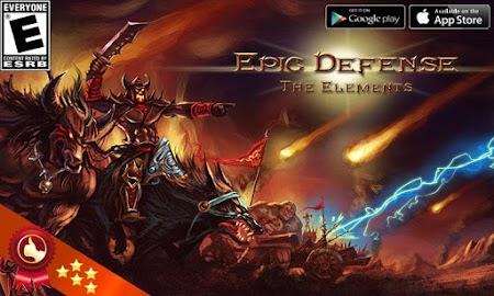 Epic Defense – the Elements Screenshot 1