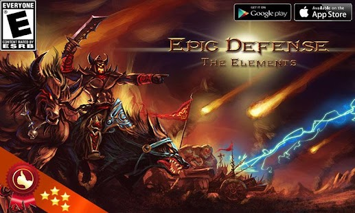 Epic Defense – the Elements Screenshot 1