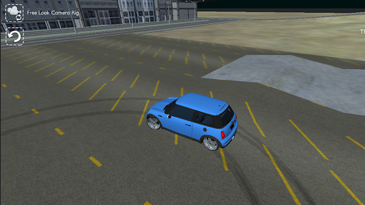 Mini Car Simulator