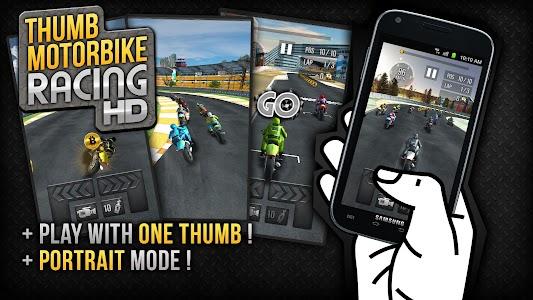 Thumb Motorbike Racing v1.1.2