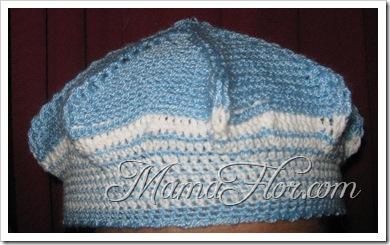 d8ca1de20a192 Como Tejer una Boina a Crochet